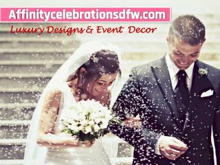 Wedding Decorators In Dallas, TX