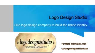 Remarkable logo designs at LogoDesignsStudio