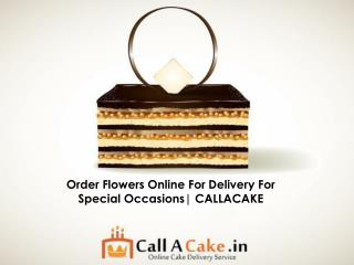 Order Flowers Online For Delivery For Special Occasions