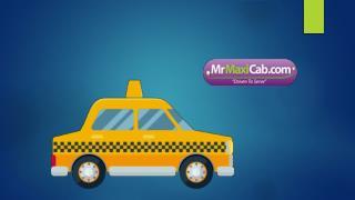 13 seater mini bus |Maxi Cab Singapore