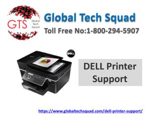USA | Dell Printer for Support Toll Free:1-800-294-5907