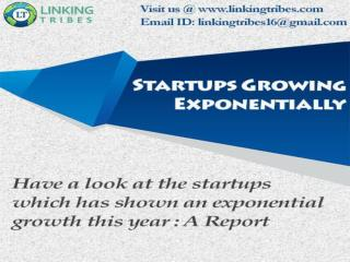 Start in India : Showing Exponential Growth in Online Market