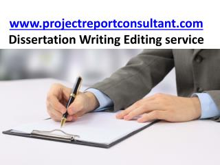 We Knows Your Expectation from Dissertation Writing Services
