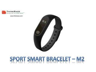 Fitness Tracker Band | Smart Sport Bracelet M2