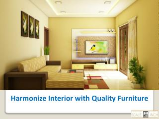 Buy Furniture Online India