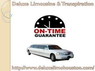 Party Limo Rentals Houston