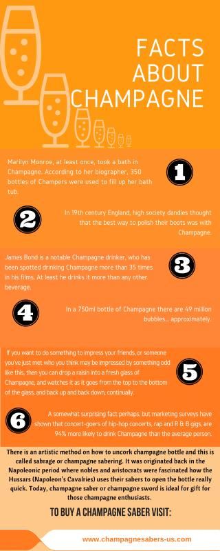 Interesting Facts about Champagne