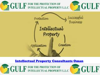 Intellectual Property Consultants Oman