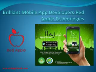 Brilliant Mobile App Development Company