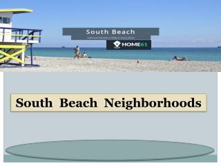South Beach Neighborhoods