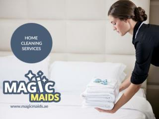 Best Cleaning Company Dubai and Maid Services Dubai