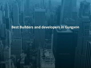 Real estate in Gurgaon