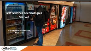 Self Services Technologies Market Segments by Product Type(ATM, Kiosks, Vending Machine), Region and Industry Forecast -