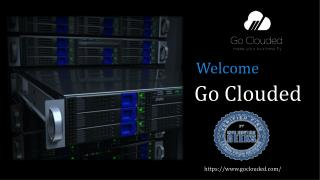 Go clouded Dedicated server in Europe