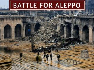 Battle for Aleppo