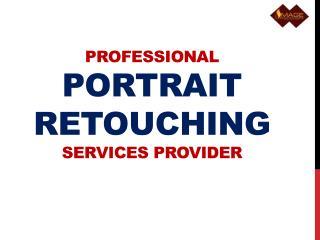 Professional Portrait Retouching Services Provider