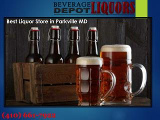 Best Liquor Store in carney MD | Call US (410) 661-7922