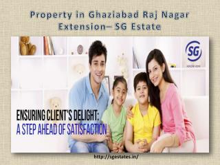 Property in Ghaziabad Raj Nagar Extension