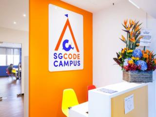 Creative learning Center Singapore : Sg Code Learning Center