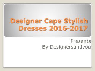 Anarkali,Cape,Dresses, Designersandyou,Online,Buy,Floral,Latest, Party,Wear,LatestDresses