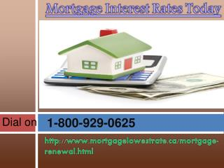 Any issues 1-800-929-0625 Mortgage Interest Rates Today
