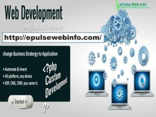 Information technology companies in India- Epulsewebinfo.com- Software companies in India-Graphics Design Companies