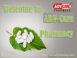 Qualified Canadian mail Order Pharmacy