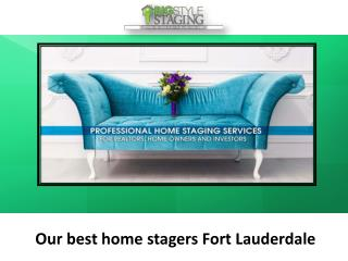 The good home stagers Fort Lauderdale