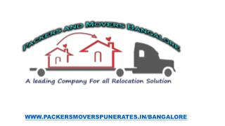 What types of packing technique and material used by packers and movers bangalore