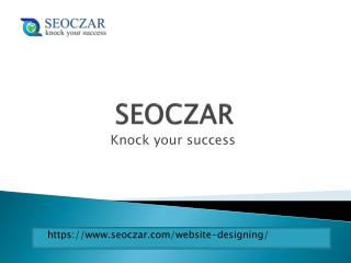 wordpress website designing  services | web design company in Delhi | Seoczar