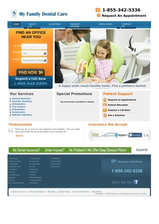 Dentists - Find a Dentist | Family Dentist | Orthodontists