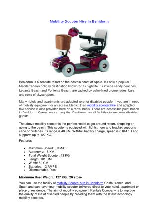 mobility scooter hire in benidorm.pdf