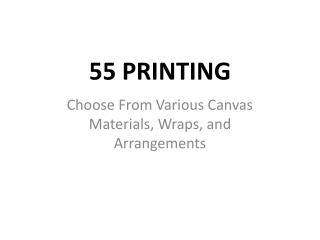 55 Printing