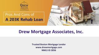 Advantages and Disadvantages of FHA-203k-Rehab-Loan