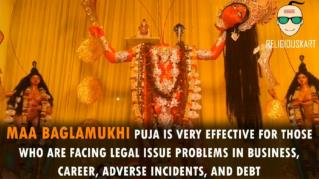 Perform Baglamukhi Puja to Win Court Cases