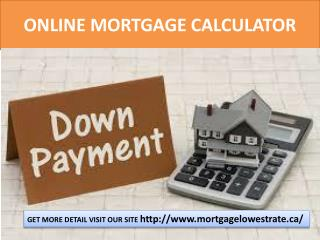 Mortgage Rates Comparison 1 800 929 0625