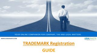 Trademark Registration | Register Trademark in India | LegalRaasta