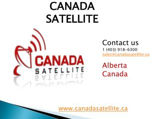 Iridium Satellite Phone Rental - Canada Satellite