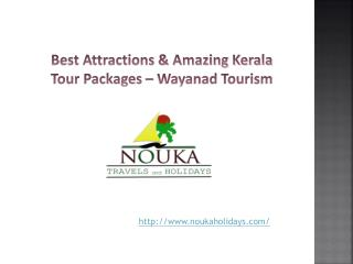 Wayanad Tourism-Kerala Tour Packages