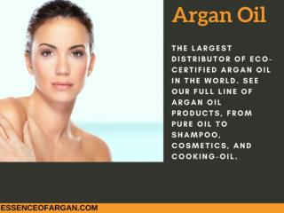 Look Into Various Aspects And Benefit Of Argan Oil