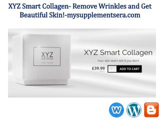 XYZ Smart Collagen Cream : *Free Trial* Offer Pack!!
