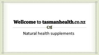 tasmanhealth.co.nz | Moringa Leaf Powder