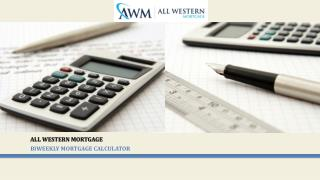 All you need to know about Bi-weekly Mortgage Payments