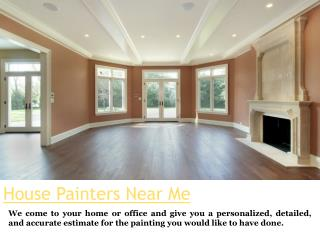 Interior Painters Chicago