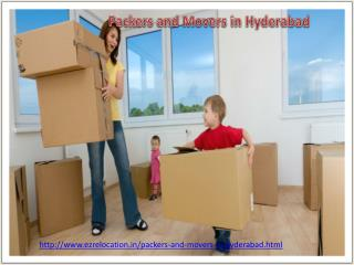 Choose The Best Packers & Movers For A Tension-Free