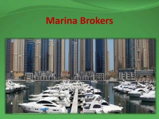 Marina Brokers