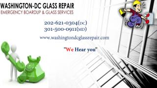 Easy Way to Storefront Glass Repair Services | Call @ 703-879-8777