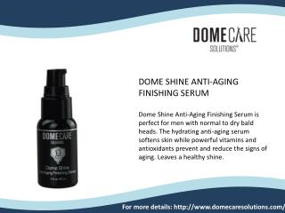 Domecare Solutions Signature Head Shave
