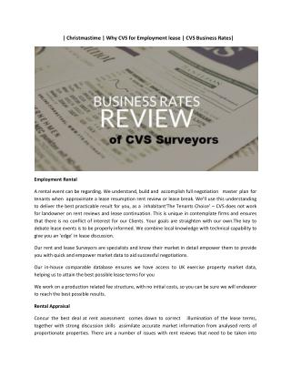 Lease Reverse-Gear services//CVS surveyors