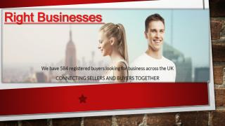 Right Businesses